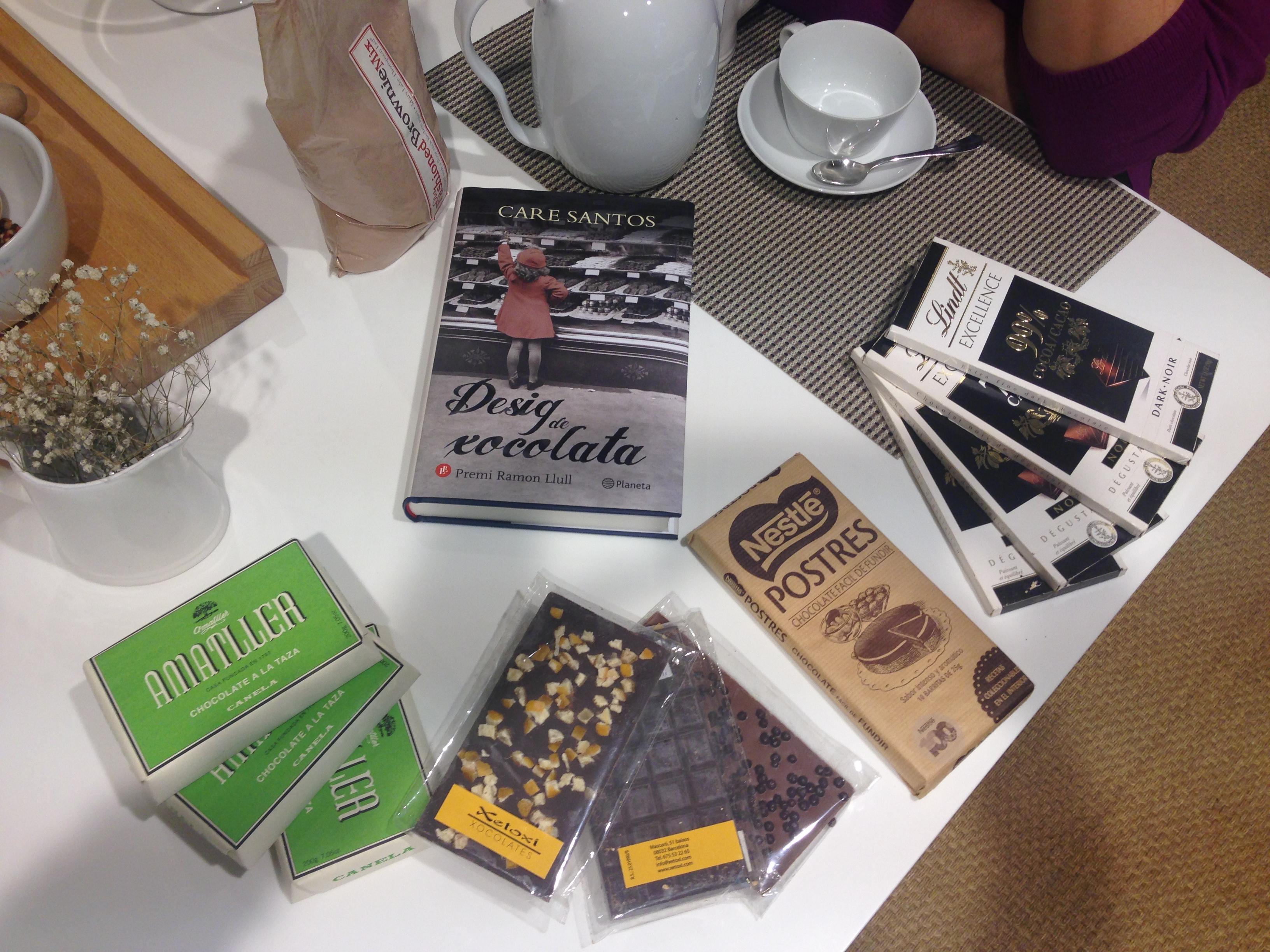 Dessitj de Xocolata