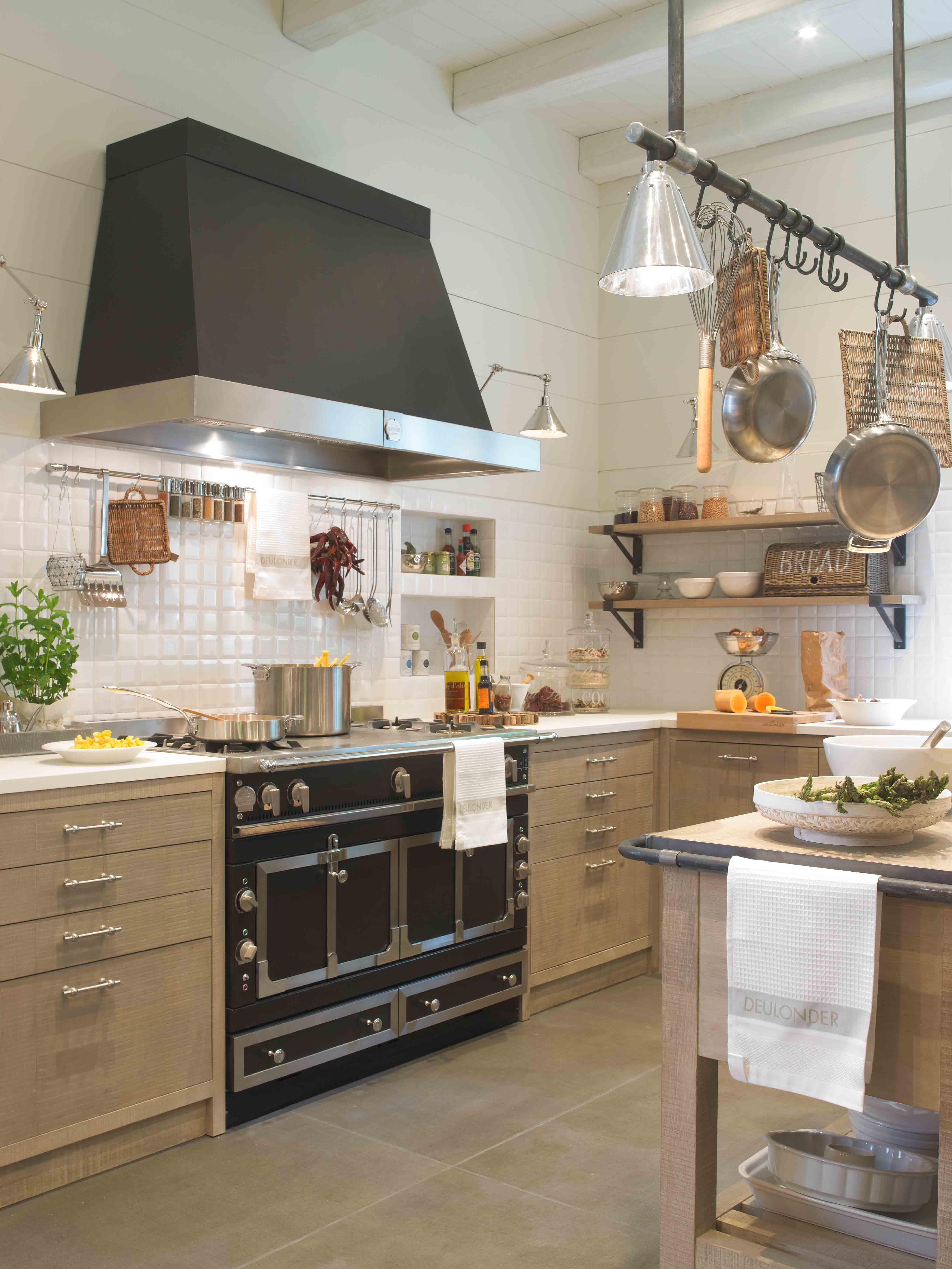 Diseños de cocinas y muebles de cocina: todo lo que quieres saber ...